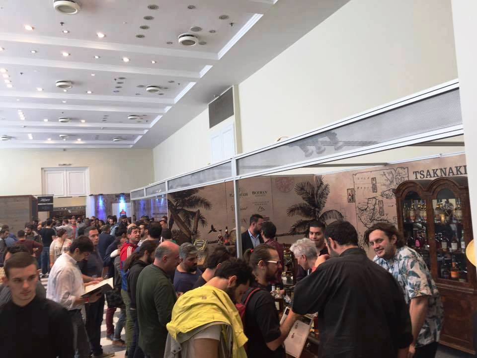 Athens Rum Festival by Octapus